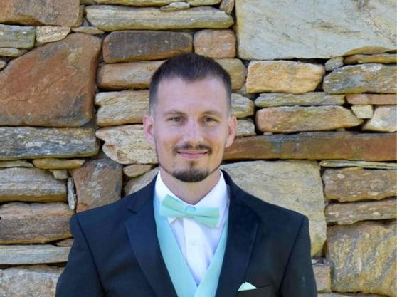 North Carolina senate candidate Dustin Long senator